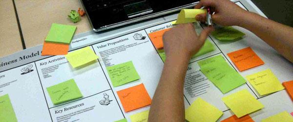 Mashauri startup strategy canvas
