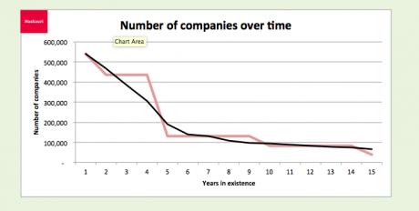 Company life-span