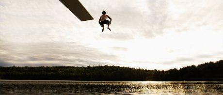 Mashauri taking the leap