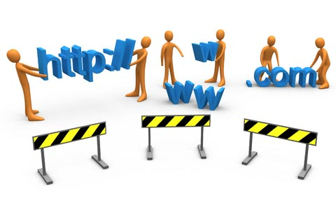 Venture domain registration