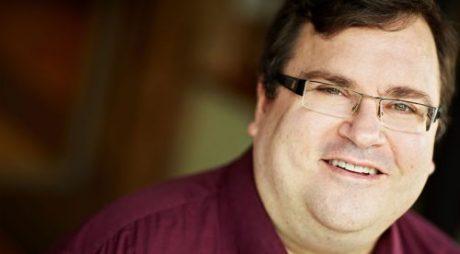 Reid Hoffman - LinkedIn boss