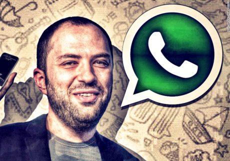 Jan Koum Picture: Watsapp Co-founder
