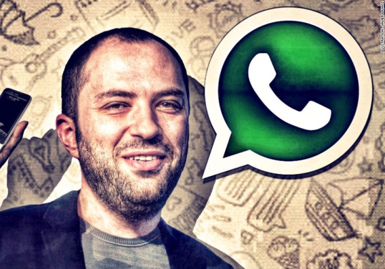 Jan Koum Picture: Watsapp Co-founder