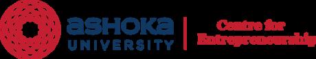 Ashoka University Centre for Entrepreneurship logo
