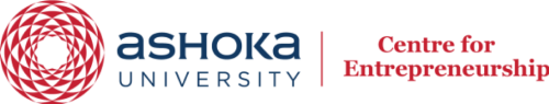 Ashoka University Centre for Entrepreneurship logo