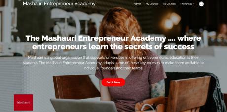 Mashauri Entrepreneur Academy